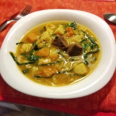 🍲 Receita Sopão de legumes e verduras Facil %%sep%% Como fazer sopa de legumes