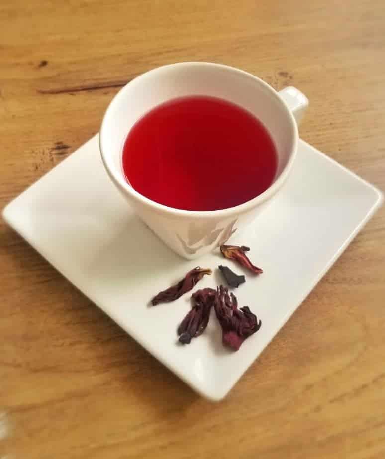 Receita de chá diurético natural