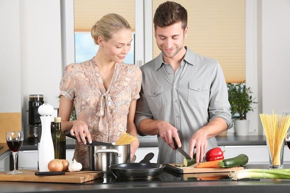 Consulta nutricional para casal
